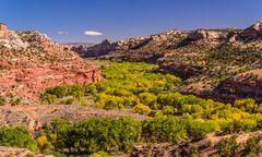 Escalante River Valley, Utah, USA