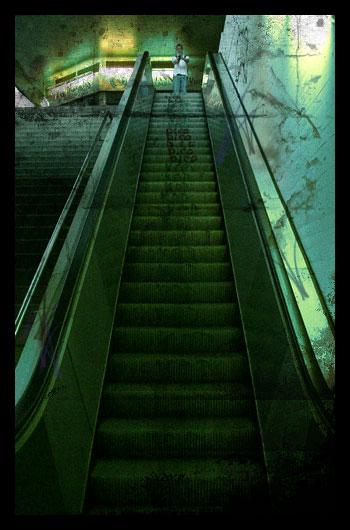 escalator II