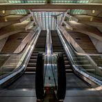 escalator to heaven?