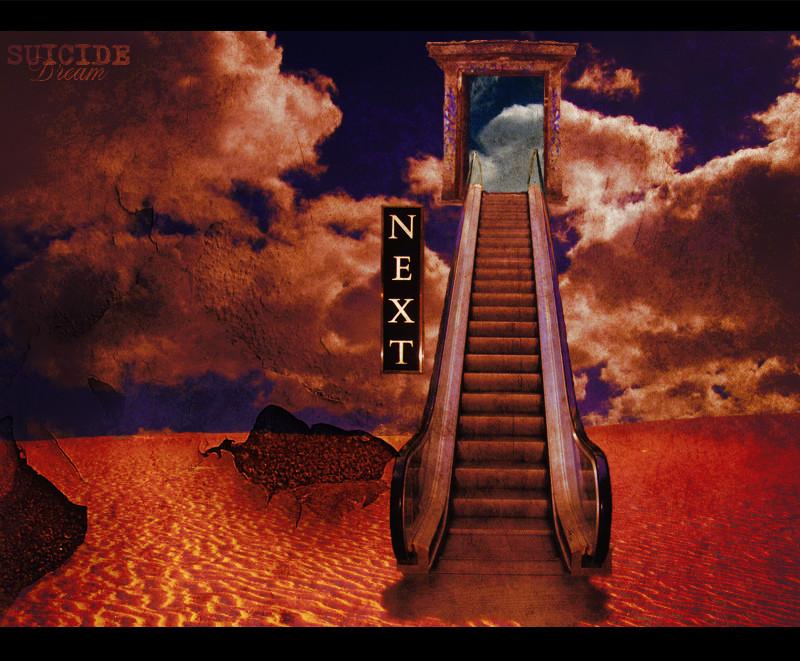 [escalator to heaven]