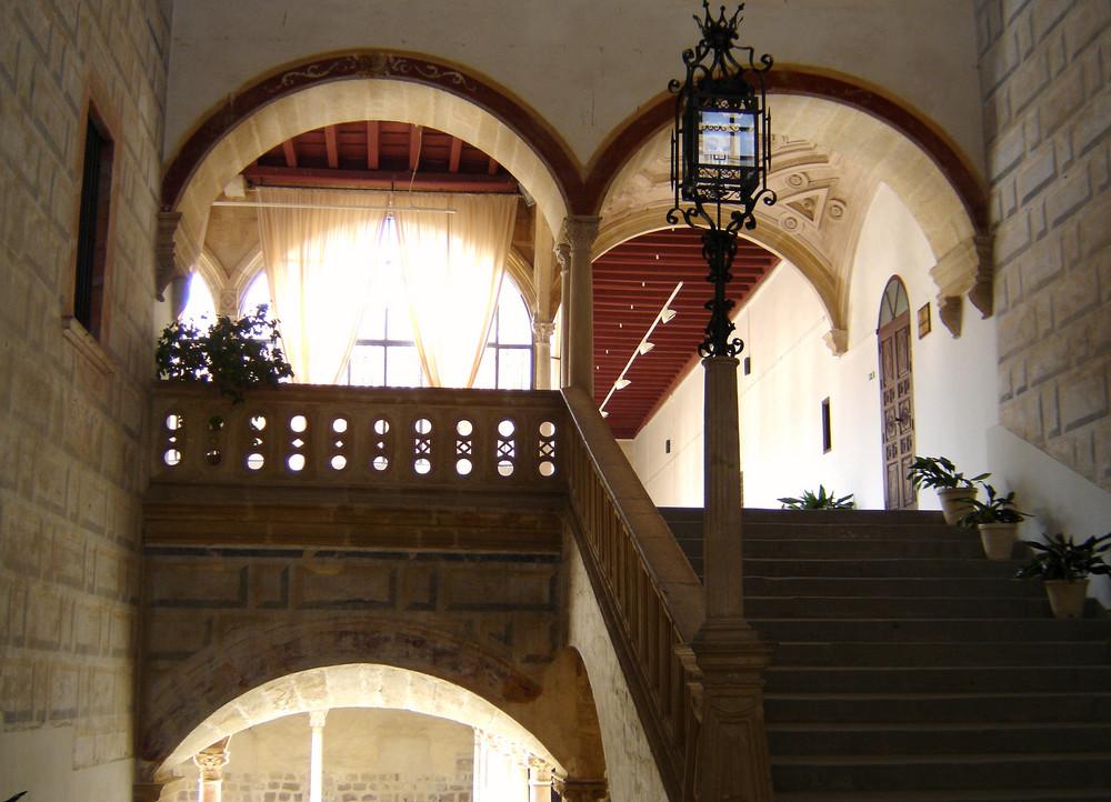 Escalera bonita
