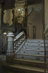 Escalera Modernista