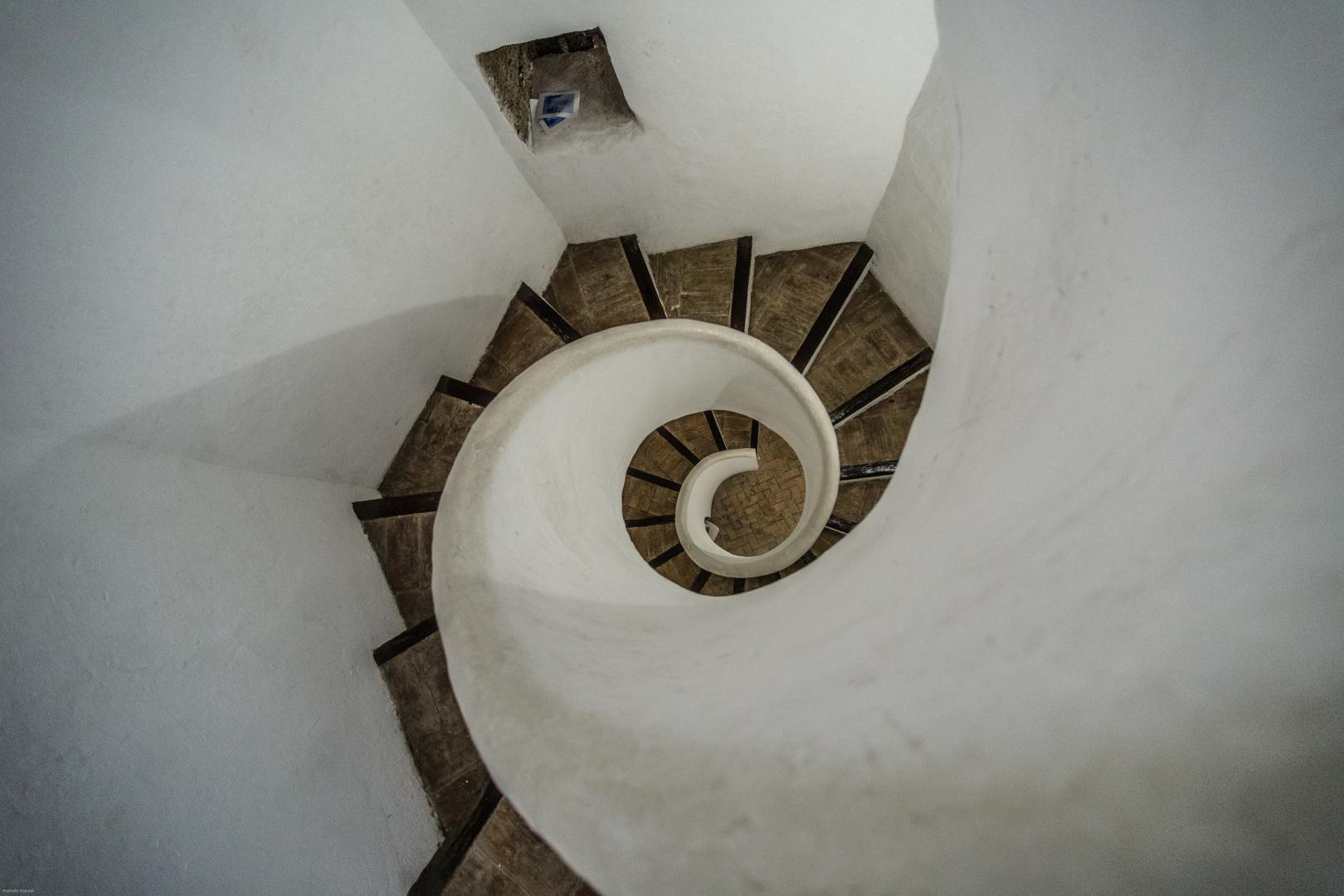 escalera Santa Catalina