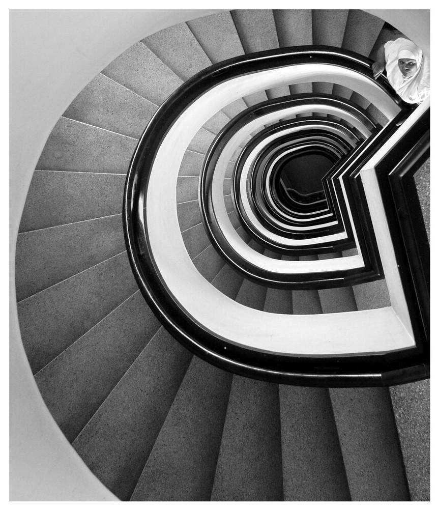 escalier art deco photo et image architecture d 39 int rieur sujets images fotocommunity. Black Bedroom Furniture Sets. Home Design Ideas