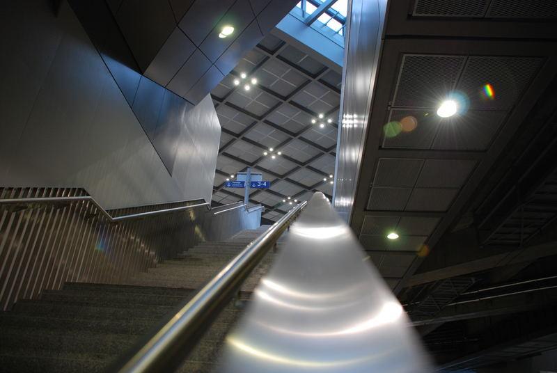 """Escalier dans le """"ciel d'architecte"""" ?"""