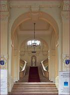 Escalier d'honneur de l'Hôtel de ville de Limoges