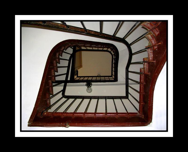 Escaliers Chalon sur Saône-2