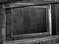 Escaliers place du Colombier