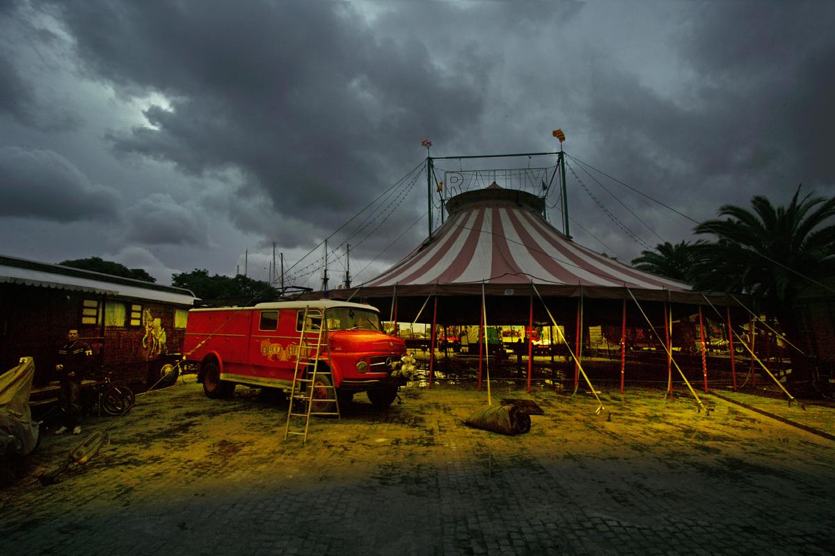 """""""Escapando con el Circo"""" 15"""