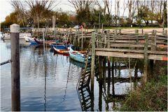 Escaroupim, villaggio dei pescatori.