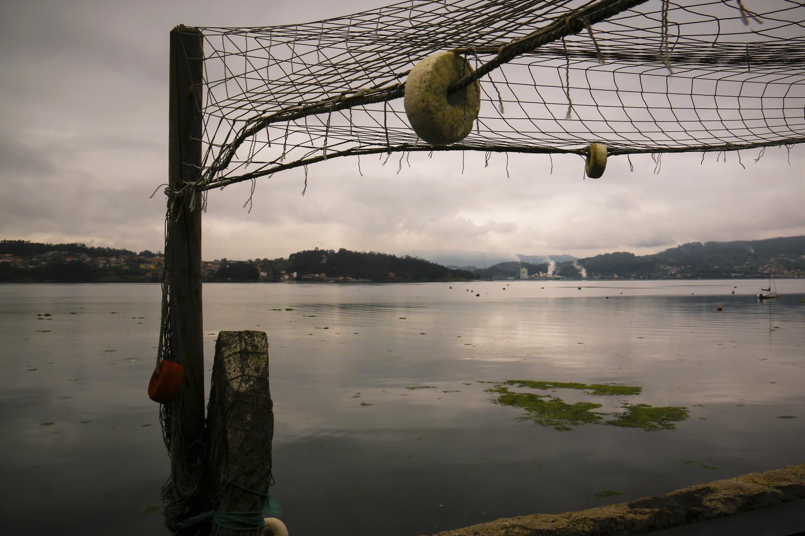escenas de Galicia - Combarro (Pontevedra)