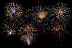 Eschborn Feuerwerk 1