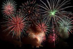 Eschborn Feuerwerk 3