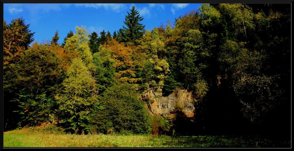 Eschenburg Steinbruch