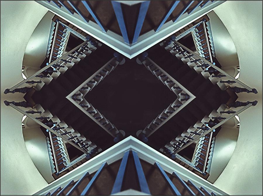 * Escher läßt grüßen *