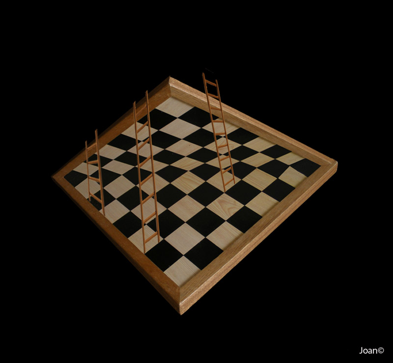 Eschers schachspiel