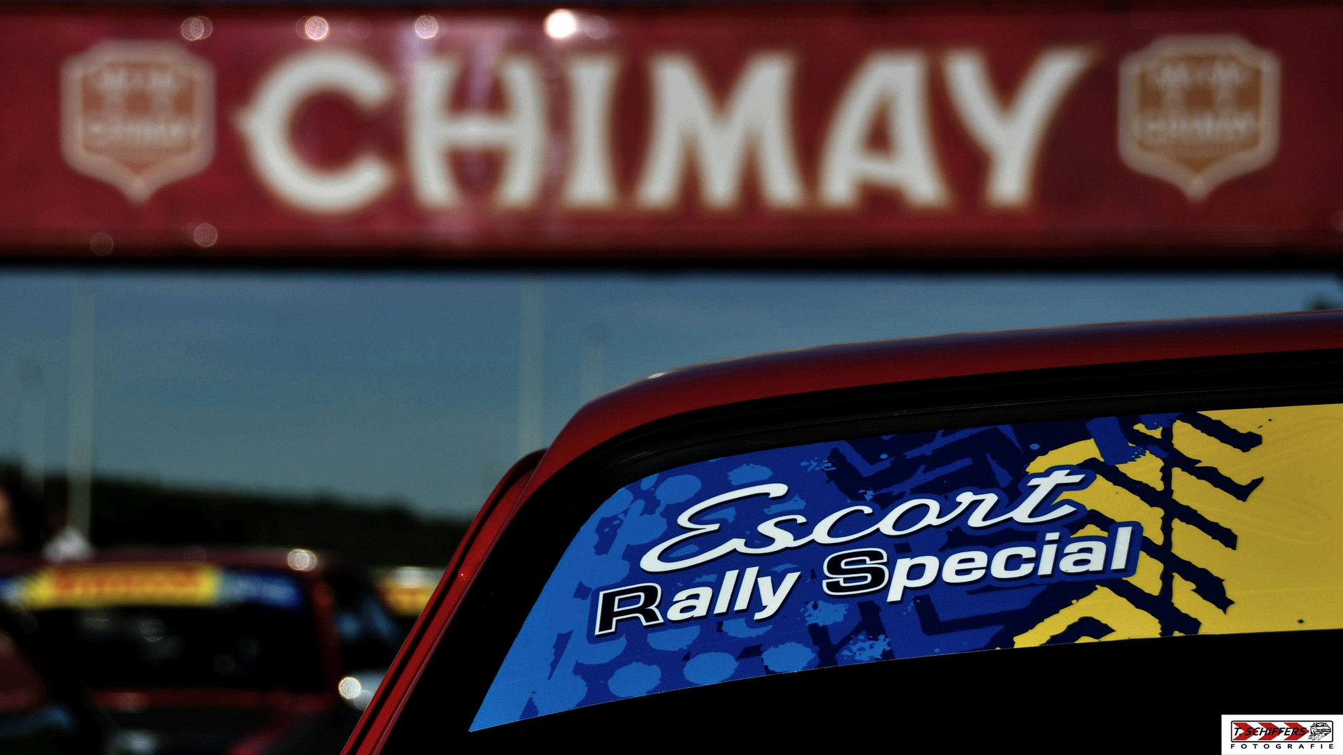 Escort Rally Special Chimay 2019