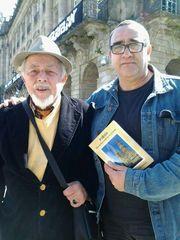 escritor y amigo en santiago