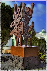 Escultura de César Manrique ²