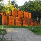 Escultura metalica