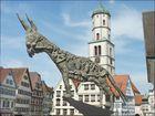 Esel in Biberach