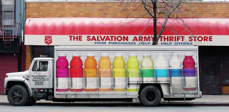 Esercito della salvezza-NYC