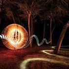 Esfera Light Painting