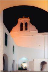 Església de Sant Antoni a la nit