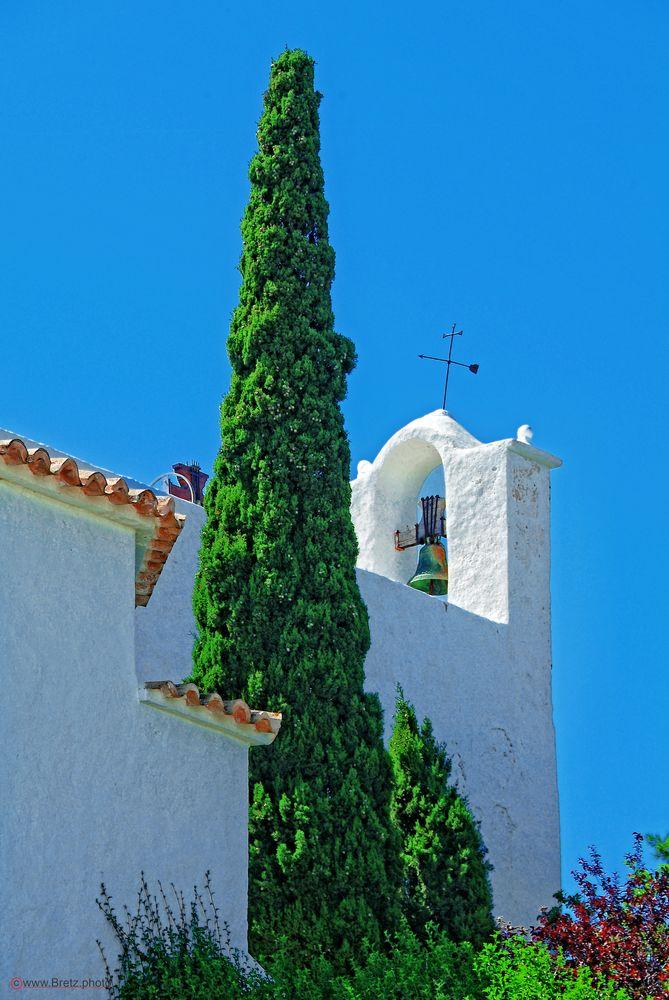 Església de Santa Eulália des Riu ³
