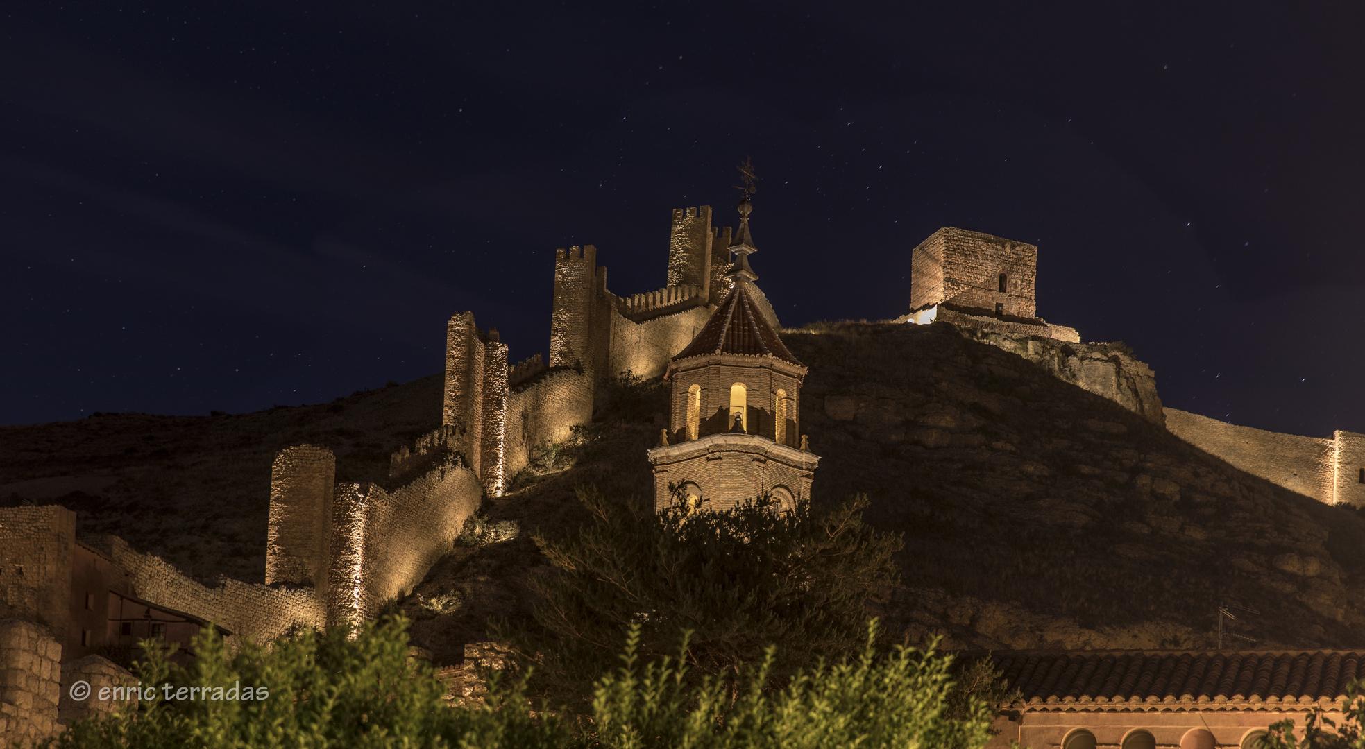 Esglèsia del Salvador en Albarracín.