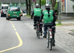 Eskorte Polizei Bike`s