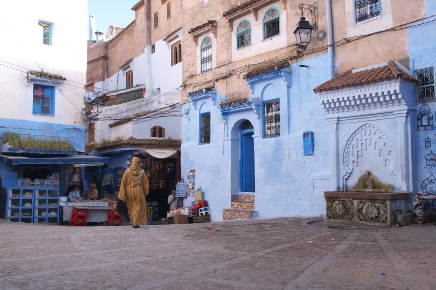 Espacios en el Magreb