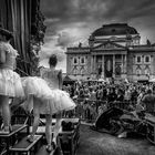 Esperando a bailar ByN (Wiesbaden)  Propuesta para la Galería por Manuel Daniel Rivera
