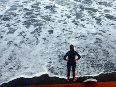 ·Esperando la ola perfecta
