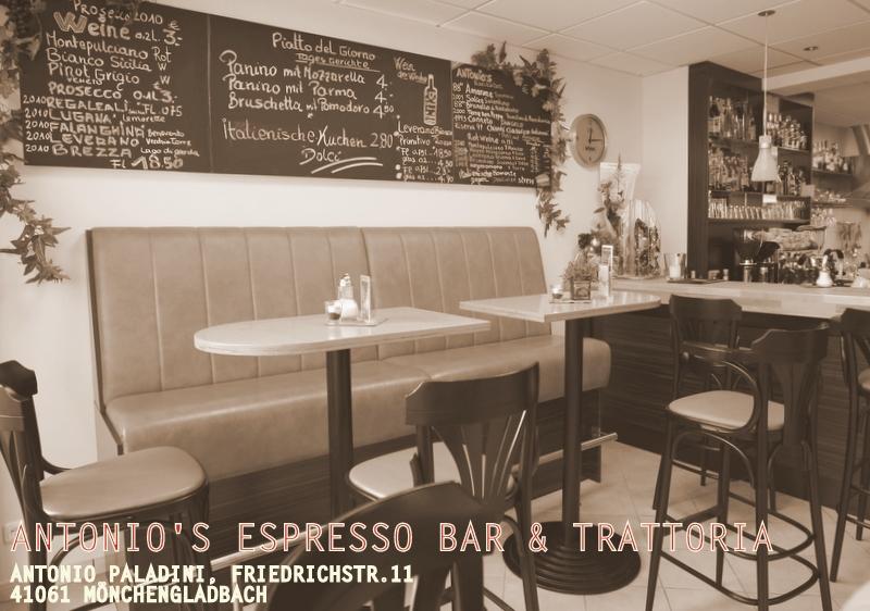 Espresso Bar Antonio Paladini