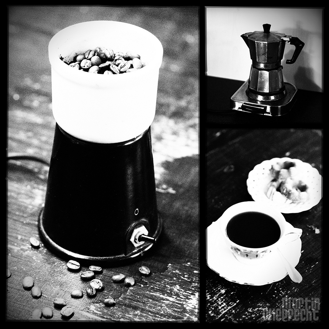 Espresso - Stark, Schwarz, Heiß