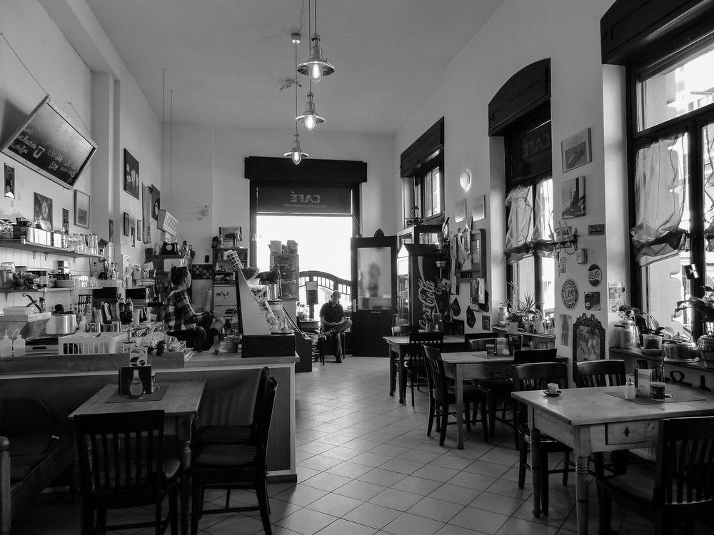 Espressobar in Koblenz