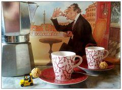 Espresso...nicht ohne meine Giotto !