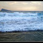 Espuma de mar.