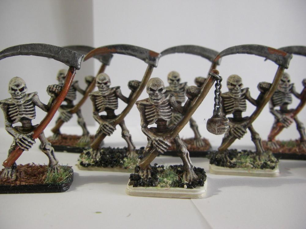 esqueletos heroquest