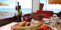Essen am Meer