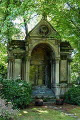 Essen-Bredeney - Städt Friedhof - Gruft von Waldthausen