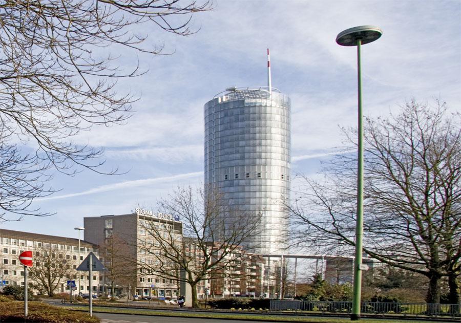 Essen Centrum..