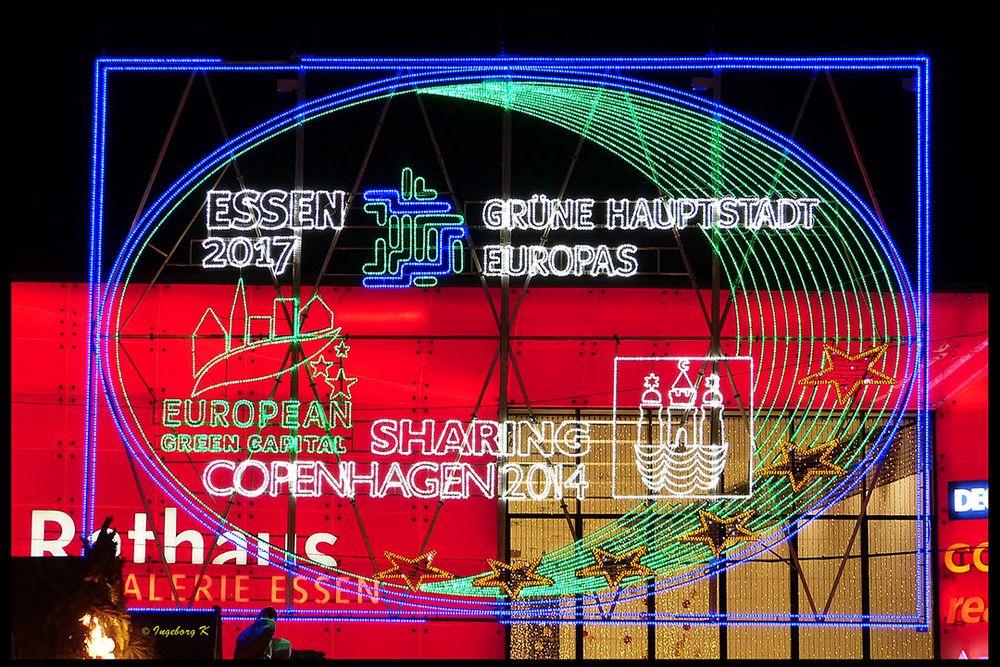 Essen Grüne Hauptstadt Europas 2017