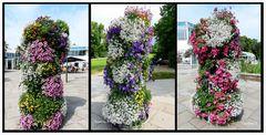 Essen - Gruga - Blumensäulen