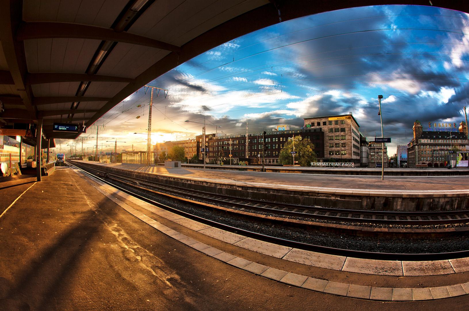Essen Hauptbahnhof HDR