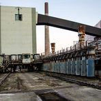 Essen - Kokerei Zollverein - Auf de Dach