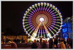 Essen - Lichterwochen - Am Burgplatz