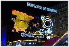 Essen - Lichterwochen - Gastland Spanien