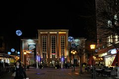 Essen - Lichterwochen - Grillotheater
